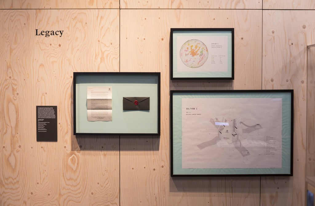 Installation view of 'What is Luxury' a the V&A (c) Victoria and Albert Museum, London