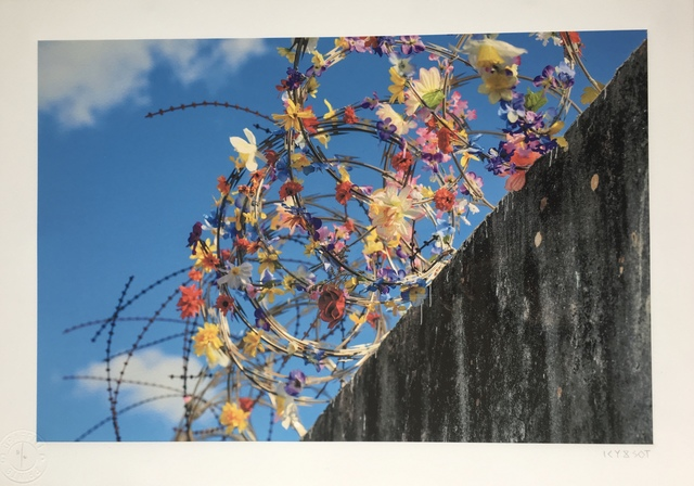 ICY and SOT, 'Imagine a world without borders II', DIGARD AUCTION