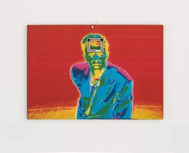 , 'David Bowie,' 1994, Gallery Hyundai