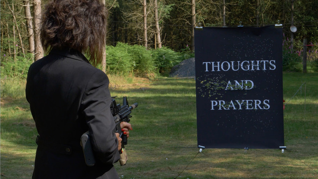 Sarah Maple, 'Thoughts And Prayers (Video)', 2018, The Untitled Space