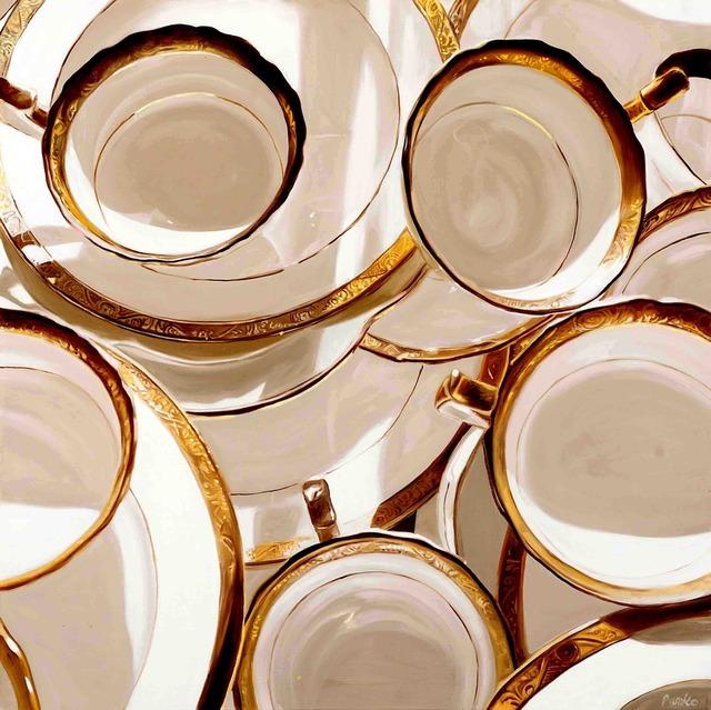 , 'Porcelain Pile,' 2013, Cross Mackenzie Gallery