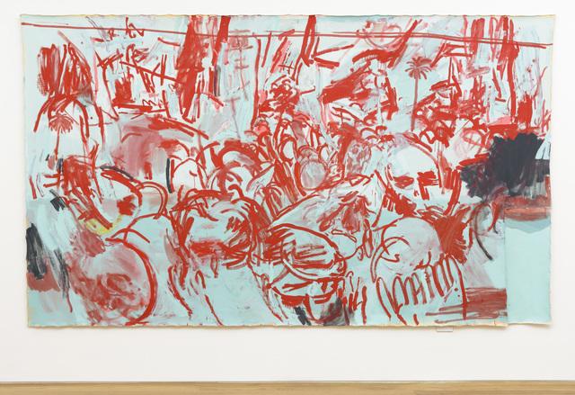, 'An Exodus,' 2016, Samuel Freeman