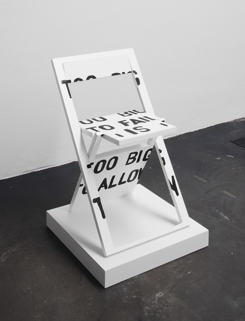 , 'Occupy Chairs,' 2012, Carnegie Museum of Art