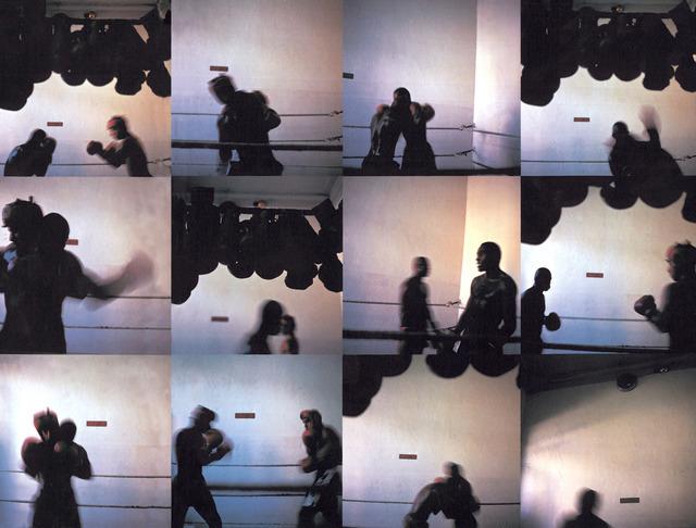 Miguel Rio Branco, 'L'étude', 1992-2017, Silvia Cintra + Box 4