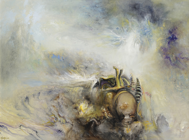 , 'An Engine of Remembrance,' 2005, Charles Nodrum Gallery