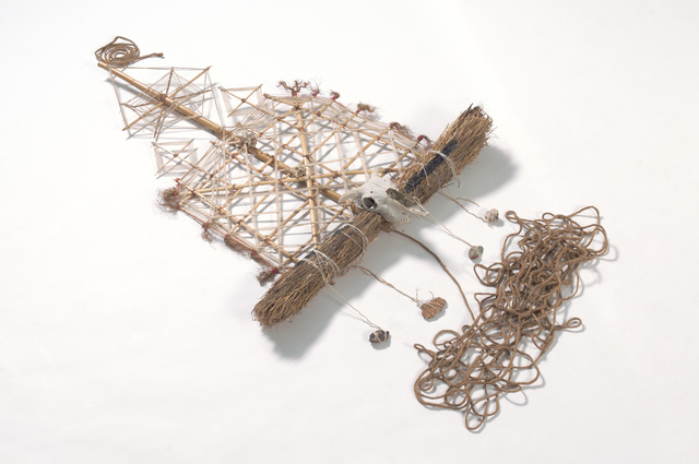 , 'Spirit Trap,' 1990, National Gallery Singapore