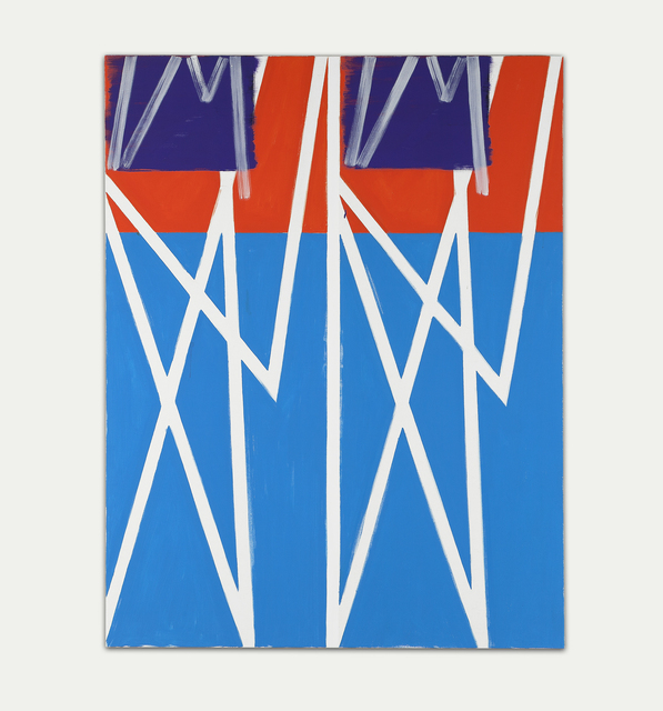 , 'Untitled,' 2014, galerie frank elbaz