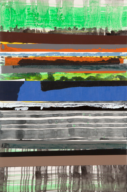 , 'In lost river,' 2018, Galerie Thomas Schulte