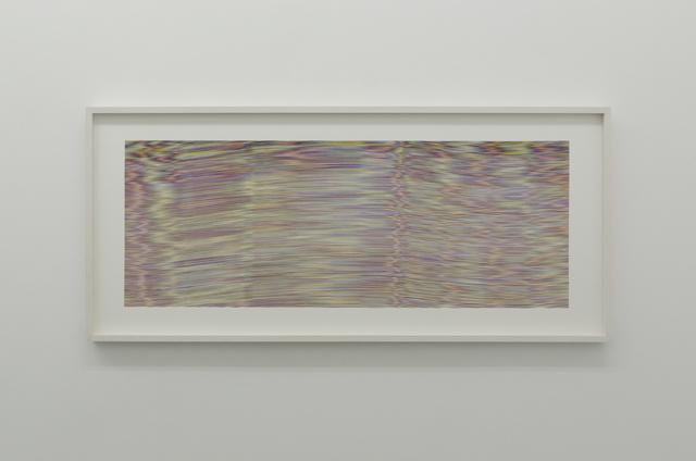 , 'Current (Hudson River) 3,' 2017, Bartha Contemporary