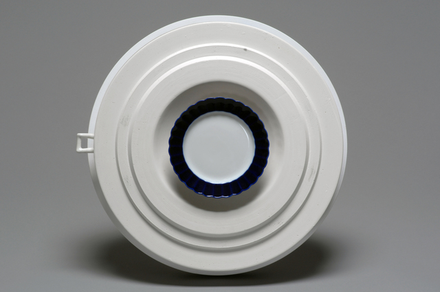 Sam Baron, 'TAKE AWAY GEORGES', 2012, Design/Decorative Art, Porcelain, Sèvres Porcelain Manufactory