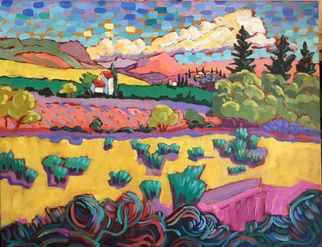 ", '""Peace, Joy, and Love"",' 2018, Bonner David Galleries"