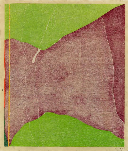 , 'Savage Breeze,' 1974, Susan Sheehan Gallery