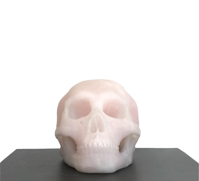 John Bizas, 'Human Skull III', 2018, Artist's Proof