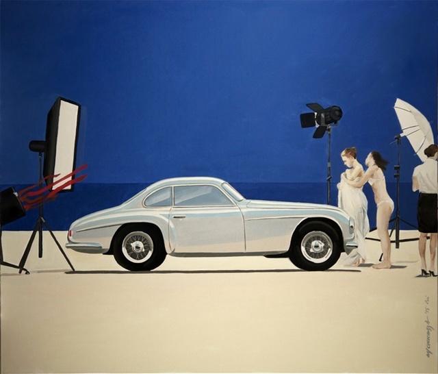 , 'Photo session II,' 2015, Galeria Katarzyna Napiorkowska