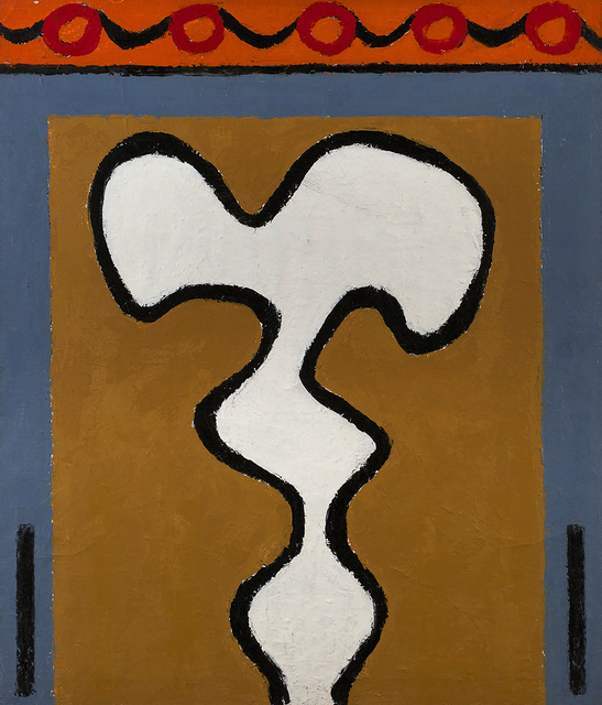 , 'Homage to Bullwinkle (No. 6),' 1961, Berry Campbell Gallery