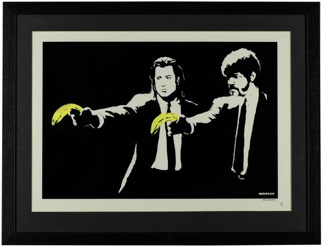 Banksy, 'Pulp Fiction', 2004, Kings Wood Art