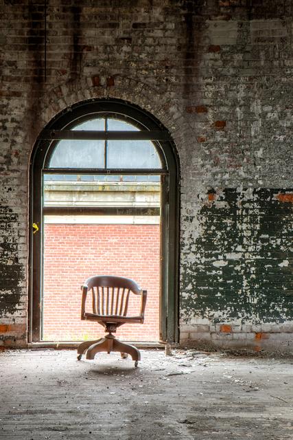 , 'Dancing Chair,' 2016, Fountain Street