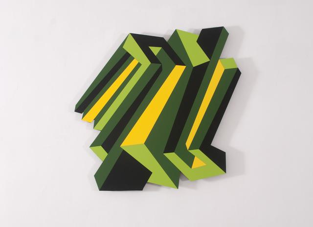 , 'Profunda superficie Palmasola,' 2015, Mark Hachem Gallery