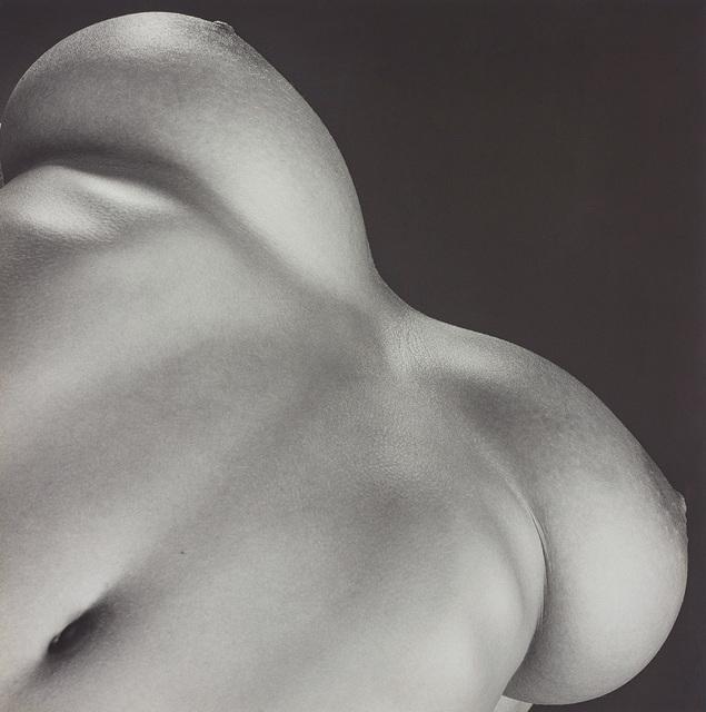 Robert Mapplethorpe, 'Lisa Marie / Breasts', 1987, Phillips