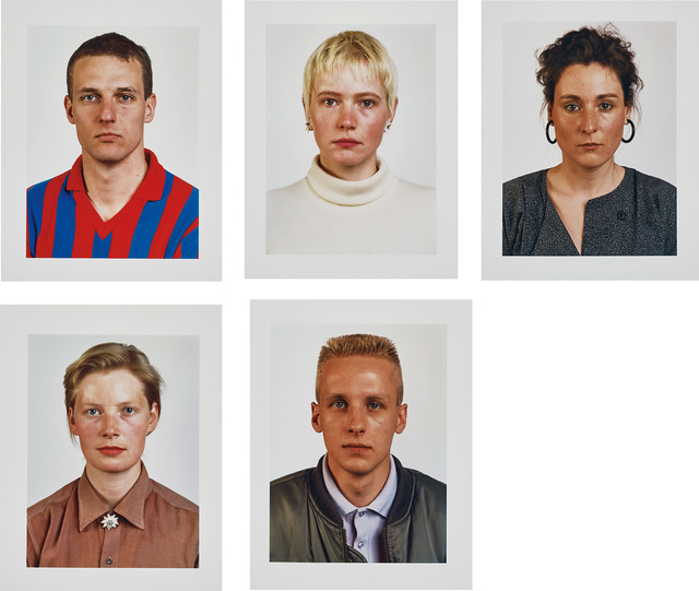 Thomas Ruff, 'Portraits', 1989, Phillips