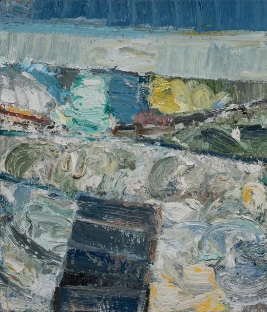 , 'Winter Boardwalk,' 2017, Paul Thiebaud Gallery
