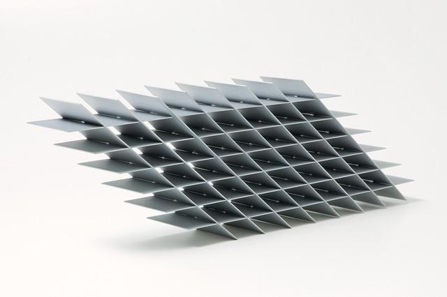 , 'Caixa Pantográfica,' 2013, Carbono Galeria