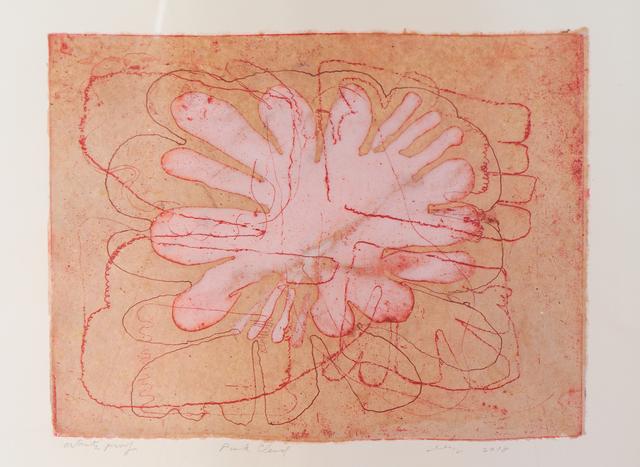 , 'Pink Cloud,' 2019, Les Yeux du Monde Gallery