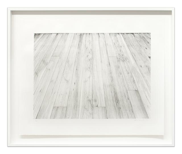 Sylvia Plimack Mangold, 'Floor II', 1974, Krakow Witkin Gallery