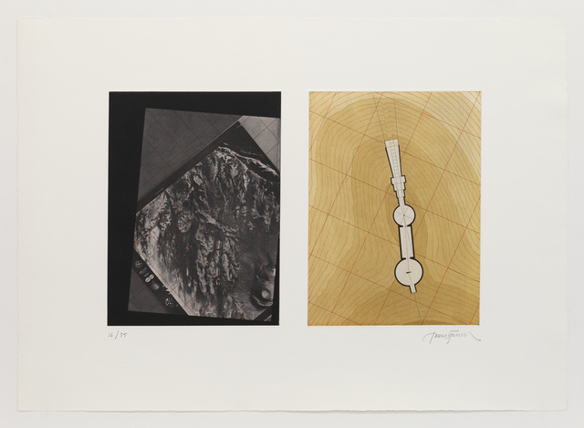 , 'Crater Bowl/Cross Section,' 1988, Mary Ryan Gallery, Inc