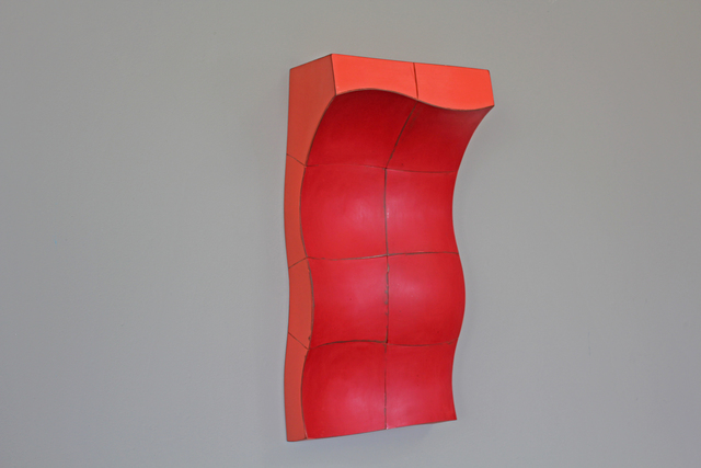 , 'Tessellation (Red),' , Momentum Gallery