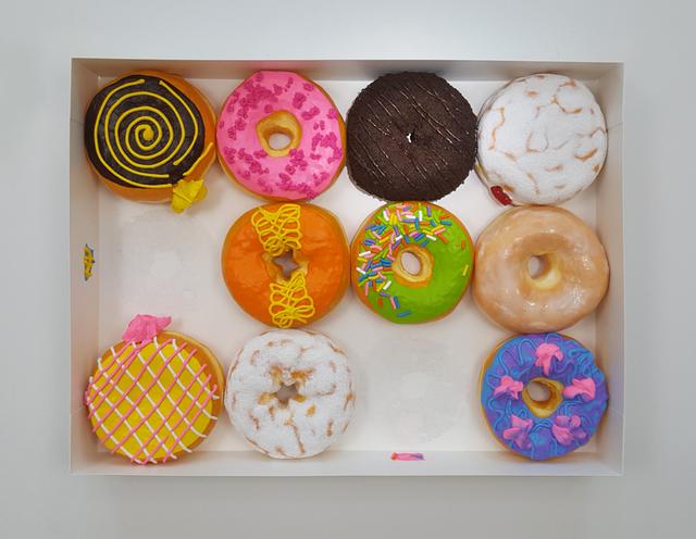 , 'Magical Donuts (PA721B0902),' 2017, Galerie de Bellefeuille
