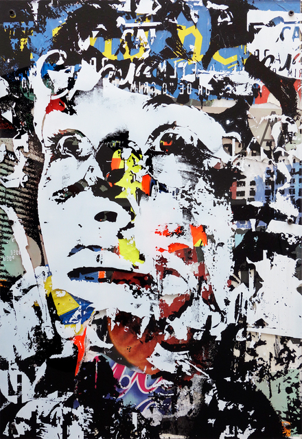 Vhils, 'Out Of Your Comfort Zone (Perspex Edition)', 2010, PRINTS AND PIECES