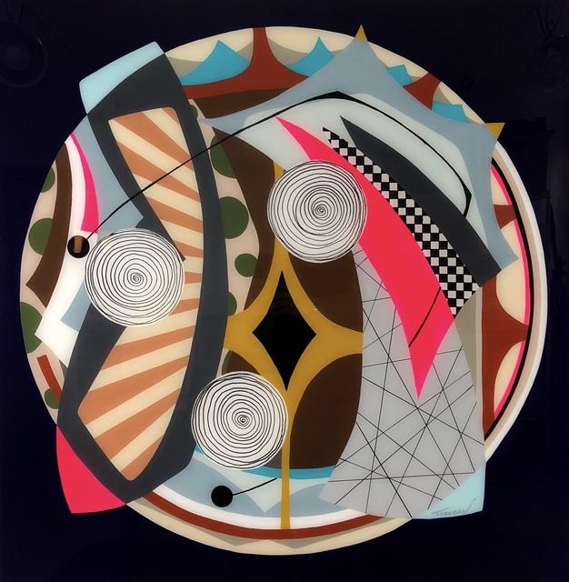 Amauri Torezan, 'Circulo 9', 2018, Oliver Cole Gallery