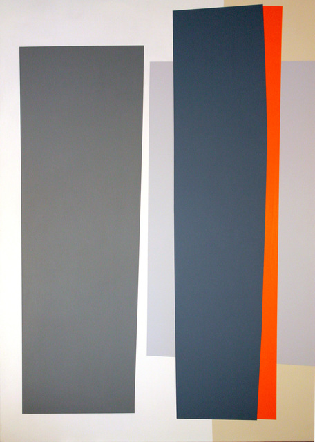 Eric Bohr, 'Frontiers 25', 2018, Painting, Acrylic on canvas, Slate Contemporary