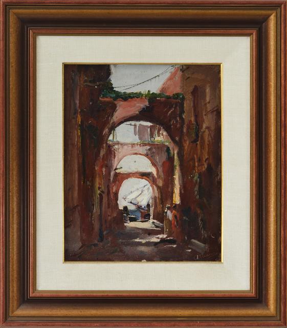 , 'Morocco,' , Eisele Fine Art