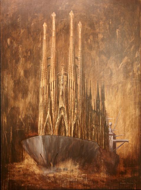 Gabriel Sanchez Toledo, 'La Sagrada Familia', 2011, L&E Private Art Collection