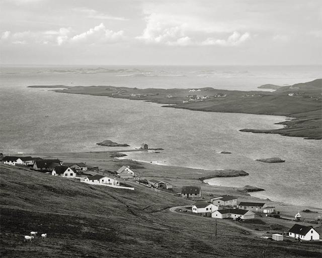, 'Whiteness Voe, Mainland, Shetland,' 2016, The Photographers' Gallery