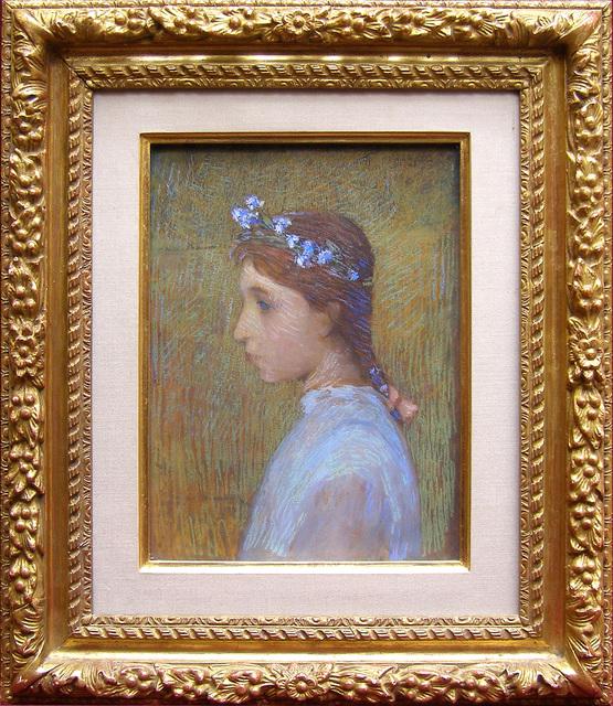 , 'Portrait de Marguerite, Soeur de L'Artiste,' 1893, Trinity House Paintings