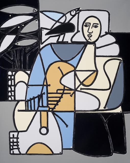 , 'Woman & Blue Bird,' , Joanne Artman Gallery