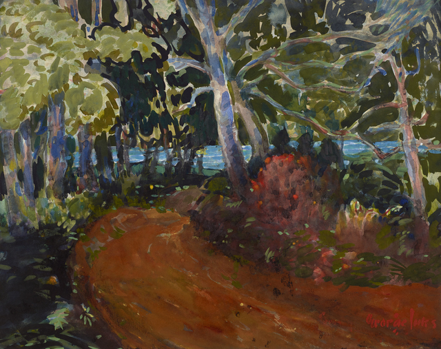 , 'Road to the Water,' ca. 1925, Debra Force Fine Art