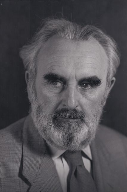 Julius Shulman, 'Portrait of Richard Neutra', 1965, Edward Cella Art and Architecture