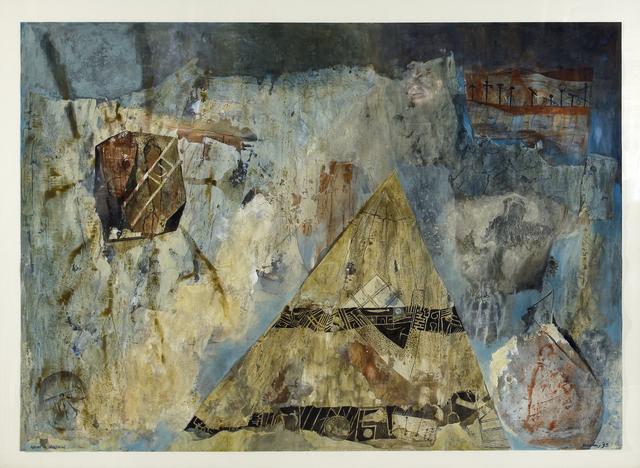 Roland Borchers, 'Astralzustand', 1993, Lachenmann Art