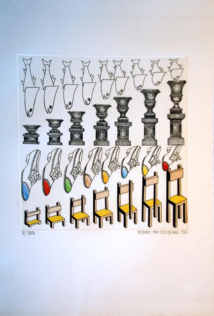 Pedro Friedeberg, 'Peces y Zapatos', 2005, Ruiz-Healy Art
