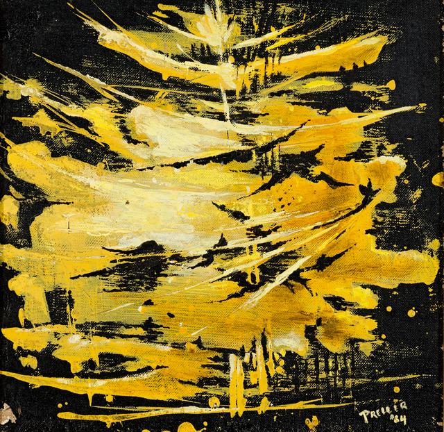 Alexis Preller, 'Abstract Composition', Strauss & Co