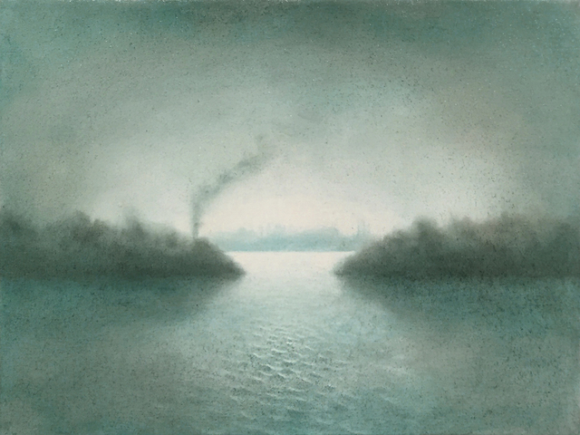 , 'Signal at the Mouth,' , Davis Gallery & Framing