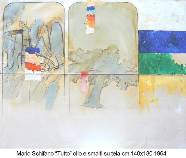 , 'Tutto,' 1964, Centro Steccata