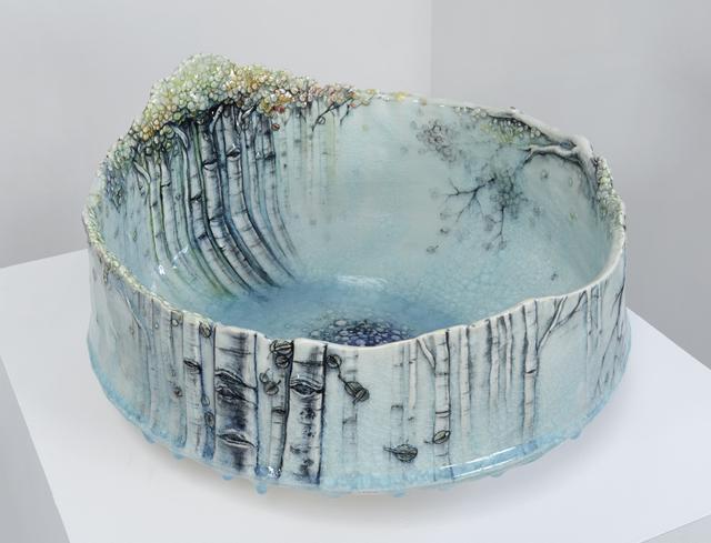 , 'In Dream Bowl,' 2016, Jane Hartsook Gallery