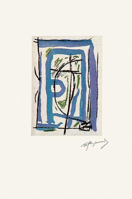 Albert Ràfols-Casamada, 'Laberint 6', 1988, Polígrafa Obra Gráfica