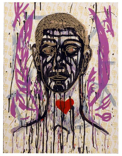 Michael De Feo, 'Self Portrait', 2008, The Aldrich Contemporary Art Museum