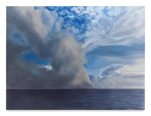 April Gornik, 'Tropical Drift', 2019, Painting, Oil on linen, Miles McEnery Gallery
